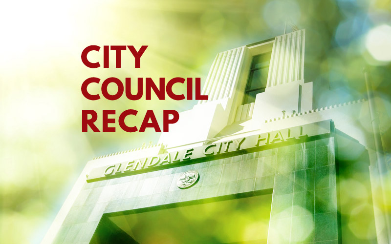 Glendale City Council Recap – September 1, 2020