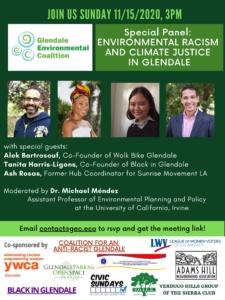Panel on Environmental Racism